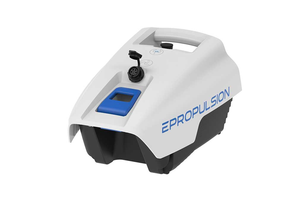 ePropulsion electric outboard battery