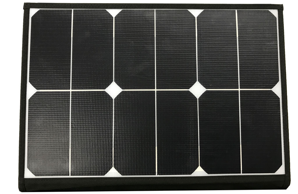 ePropulsion foldable solar panel