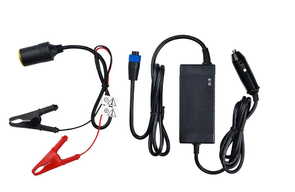 ePropulsion Spirit 1.0 12V charger